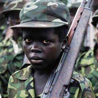 900 bambini soldato possono tornare a giocare, in Nigeria
