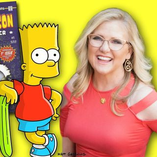 #266: Nancy Cartwright celebrates 30 seasons (and more) of The Simpsons and bringing Bart Simpson to life!
