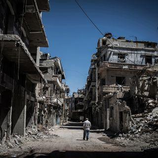La situazione siriana e gli interessi globali