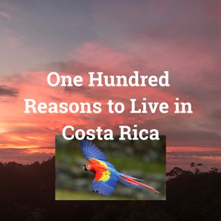 100 Reasons to escape American Babylon and  live in Costa Rica.