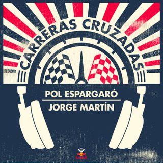 Pol Espargaró y Jorge Martín, gladiadores del asfalto