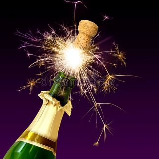 Celebrate Life the Spaz Way! With Champagne! Episode 12