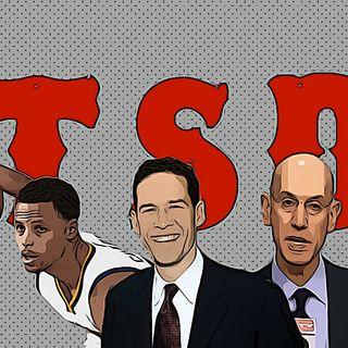 Warriors Vulnerabilities, Browns and 'Moneyball,' NBA Flaws | TSD Podcast #46