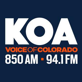 KOA 850 AM & 94.1 FM