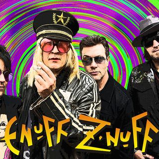 287 - Chip Z'Nuff of Enuff Z'Nuff - Clowns Lounge