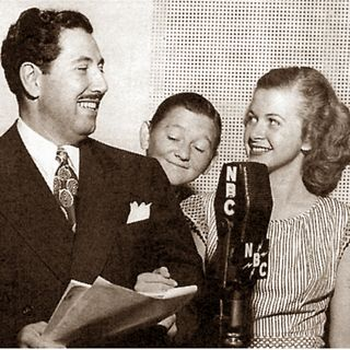 Classic Radio Theater for September 18, 2018 - Gildy cuts off the water