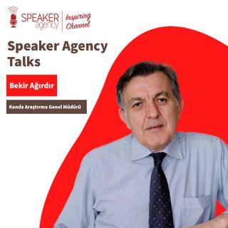 Bekir Ağırdır - Speaker Agency Talks