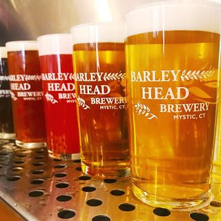 Episode # 55 - We Make Whatever the Hell We Want @ Barley Head Brewery!