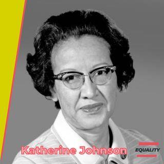 Ep.4 - Katherine Johnson (Realizzato da Amelia Zocca)