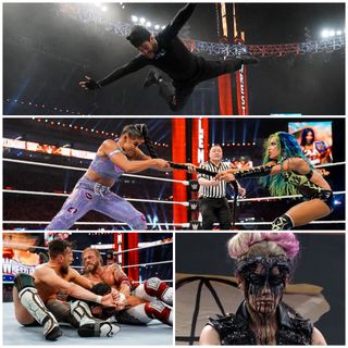 Ep 149 - WrestleMania: Secret Wars (WrestleMania 37 Recap)