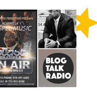 Stevie B's Acappella Gospel Music Blast - (Episode 157)