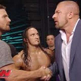 The Arrow Goes to SummerSlam
