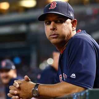 MLB le otorga sanciones a los BOSTON RED SOX por robos de señas