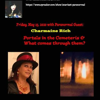 Charmaine Rich - Cemetery Spirits