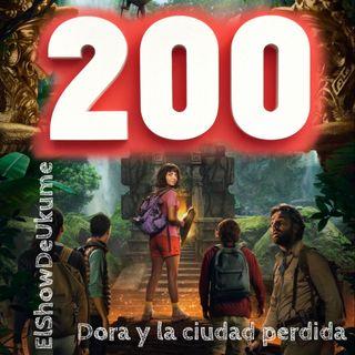 Dora y la ciudad perdida   ElShowDeUkume 200