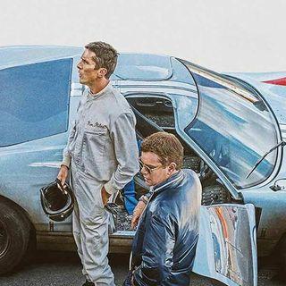 Ford v Ferrari & Charlie's Angels 2019-11-14