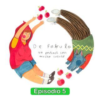 Episodio 5: El viaje