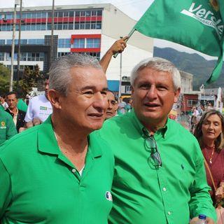 Albeiro Cárdenas por la alcaldía verde de Dosquebradas