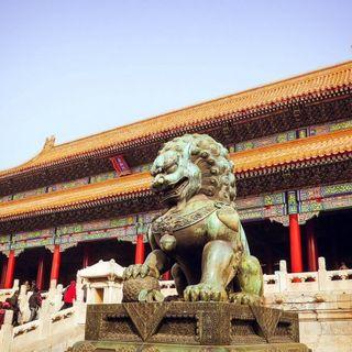 La Cina: Nella testa del Dragone con Giada Messetti