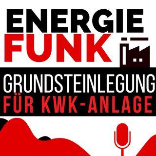 E&M ENERGIEFUNK - Grundsteinlegung für neue KWK-Anlage in Dresden - Podcast für den Energiemarkt