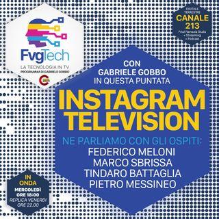 29 – IGTV: Instagram TV, con 4 ospiti