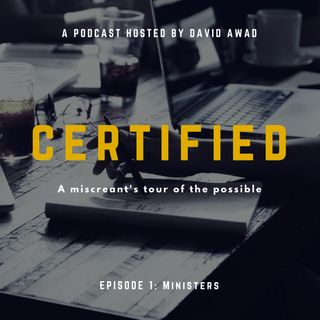 Episode 1: Ministers