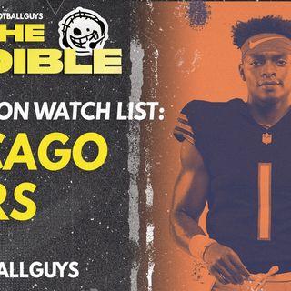 Fantasy Football 2021 - Chicago Bears Preseason Watch List