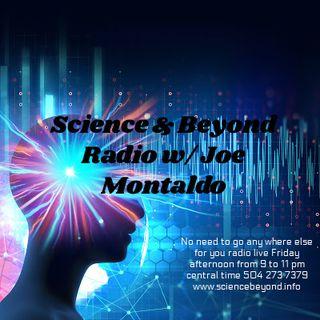 Science & Beyond w_ Joe Montaldo Guest Emily & John Goodwin with Michelle Desrochers and Amelia Pisa (1)