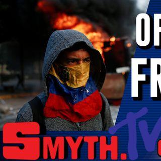 (AUDIO) SmythTV! 4/30/19 #TuesdayThoughts Venezuelan #OperacionLibertad - @DNC #DeepState Updates