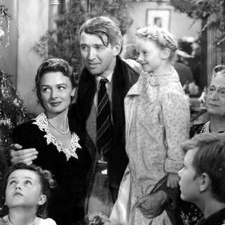 Old Skool Movie Club: It's a Wonderful Life