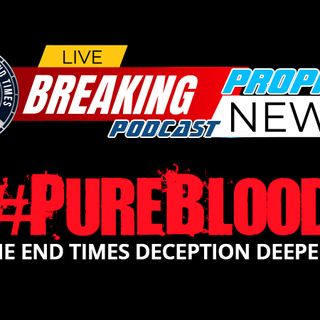 NTEB PROPHECY NEWS PODCAST: World Leaders At The United Nations Not Subject To New York Vaccine Mandates As 'Pure Blood' Deception Rises