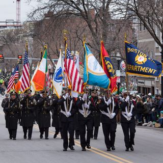 Boston St. Patrick's Day Parade Route Changed Due To Snow