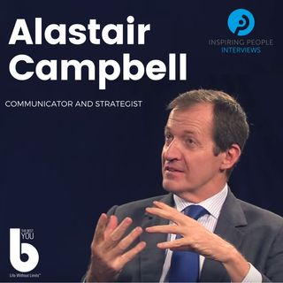 Episode 4: Alastair Campbell