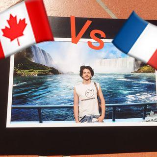 Canada vs France
