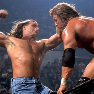 Wrestling Nostalgia: HBK vs HHH at SummerSlam 2002 - Unsanctioned Street Fight