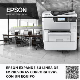 EPSON EXPANDE SU LÍNEA DE IMPRESORAS CORPORATIVAS CON UN EQUIPO