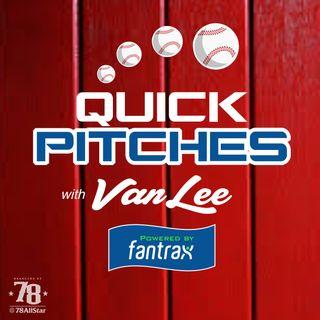 Quick Pitches w/ Van Lee
