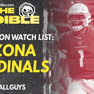 2021 Fantasy Football - Arizona Cardinals Preseason Watch List