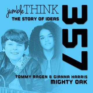 Tommy Ragen and Gianna Harris of Mighty Oak