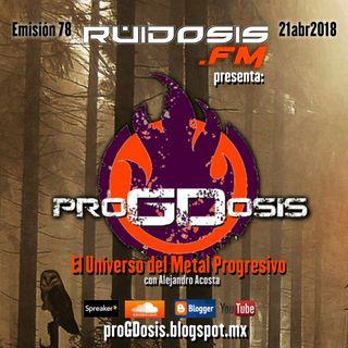 proGDosis 78 - 21abr2018