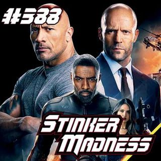 Hobbs and Shaw -  2/3 full of Bald Bros or 1/3 empty of Bald Bros?