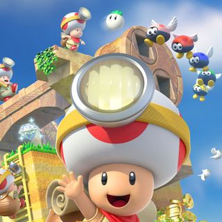 Backlog Busting Project #4:  Crash Bandicoot, Captain Toad: Treasure Tracker, Hydrophobia