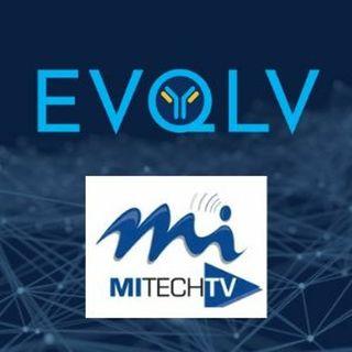 Andrew Satz discusses AI, Coronavius and EVQLV's Mission on the M2 Techcast