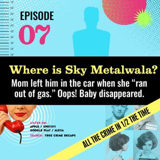 The Disappearance of Sky Metalwala