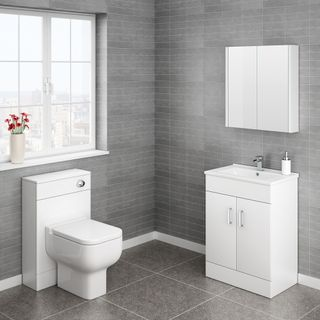 Increase your home value by adding a cloakroom suite