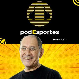 José Silvério no podEsportes
