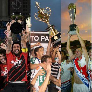 DE LETRA #01 - Qual o momento mais importante da história do Futebol Paranaense?
