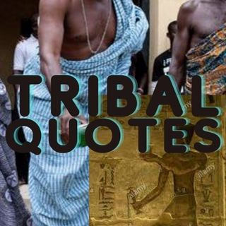 Tribal Quotes - 5621-5
