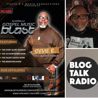 Stevie B's Acappella Gospel Music Blast - (Episode 93)