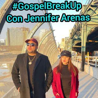 Jennifer Arenas y Calle Cardona visitan #GospelBreakUp